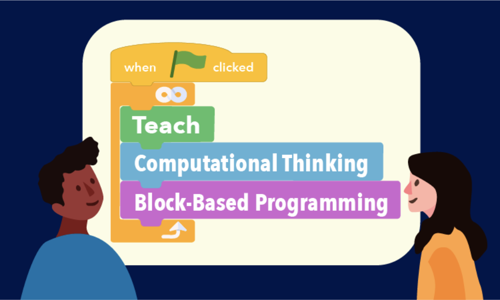 Computational Thinking & Block-Based Programming (for credit) EDS-324-BR-F